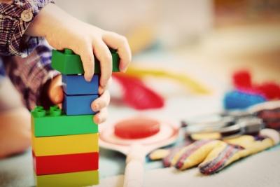 brinquedoteca como exemplo de área de lazer